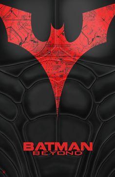 Batman Beyond caseyjenningz.deviantart.com