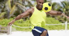 How Does the Air Pressure of a Soccer Ball Affect the Distance it Goes When Kicked? | LIVESTRONG.COM