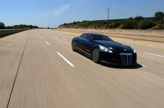 2005 Maybach Exelero front view