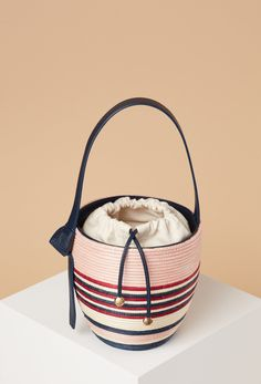 Bag Label to Watch: Handwoven Basket by Cesta Collective