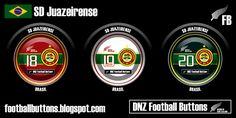 Visite o site do DNZ Football Buttons e conheça mais sobre nosso trabalho. http://footballbuttons.blogspot.com