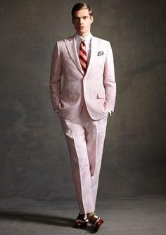 Brooks Brothers lança coleção inspirada no filme 'O Grande Gatsby'