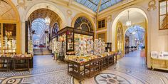 There once were 150 shopping arcades in Paris. Today, you can still discover a fascinating part of hidden Paris history at some of them. Here are the top 5.