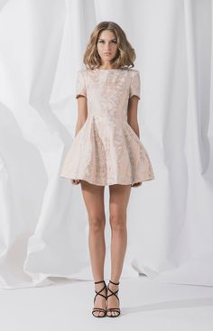 Cameo Star Of Wonder Dress Rose Gold Esther Clothing Australia And America Usa