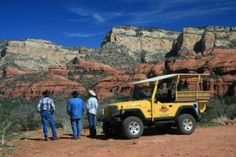 Sedona Jeep Tours, Horseback Riding, and more - A Day in the West Jeep Tours, Sedona, AZ