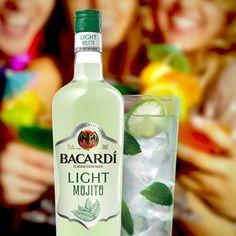 Bacardi light Mojito