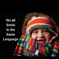 How do you say HaPpY in any language?? You just SMILE! :))