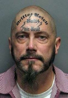 Steven Holten, 46, of Reno arrested June 18, 2010, by the Sparks Police Department at Glendale Park on suspicion of disorderly conduct.  He claimed to be the Nevada leader of the Aryan Nations