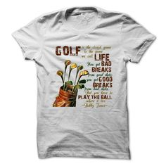 GOLF T-Shirts, Hoodies. CHECK PRICE ==► https://www.sunfrog.com/Sports/GOLF-51979805-Guys.html?id=41382