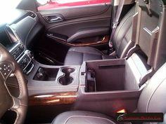 Chevrolet Suburban 2016 color Campagne Metálico / 2016 Chevrolet Suburban, champagne silver metallic