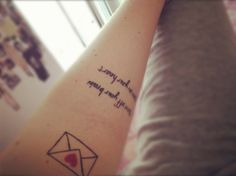 8 Best Envelope Tattoo Images Traditional Tattoos Beautiful