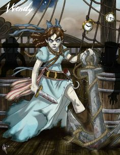 Wendy - Peter Pan