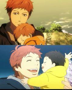 Orange anime, Suwa