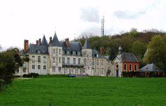 Château d'Esneval  -  Pavilly - Seine Maritime