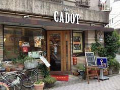 Cafe de CADOT