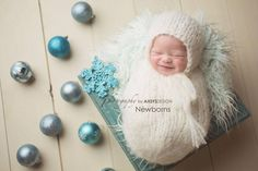 Looking for your next project? You're going to love Newborn Bonnet Hat, Swaddle Sack by designer natalya1905.
