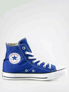 converse shoes only 19 dollars,and get one free gift Royal Blue Converse, Blue Converse High Tops, Cheap Converse Shoes, Mode Converse, Outfits With Converse, Converse Sneakers, Converse All Star, Blue High Tops, Pink Sneakers