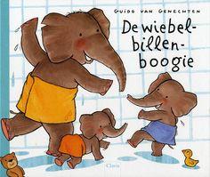 Ruim 20 digitale prentenboeken via Wepboek.nl waaronder 'De wiebel-billen-boogie' en 'Nippertje'.