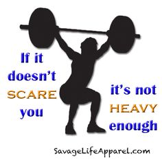 Motivation Monday - Lift Heavy http://www.savagelifeapparel.com Fitness Motivation, Motivational Quotes, CrossFit, Weightlifting
