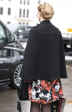 Street Style. Street Fashion Berlin. The Streets Of Berlin  At Mercedes Benz Fashion Week