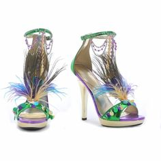Womens Mardi Gras Shoes