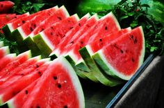 Imagen de watermelon, fruit, and food