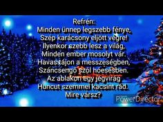 (141) Szép karácsony KARAOKE - YouTube Karaoke, Youtube, Youtubers, Youtube Movies