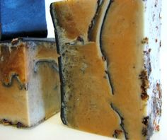 I think the colors and veins on this are amazing - Anise Clove Soap Vegan Handmade Soap with Anise by DeShawnMarie
