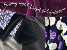 Happy Holidays with FreeSpirit & Rowan: Working with Velvet and Velveteen | Sew4Home