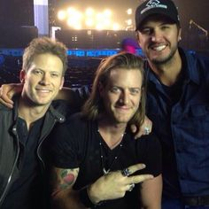 FGL and Luke Bryan , <3 My absolute favorites all together ! ! !