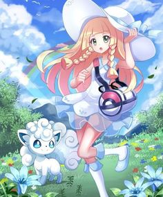 Lillie and shiron