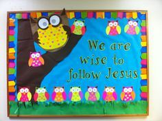 christian bulletin board ideas - Bing Images                              …