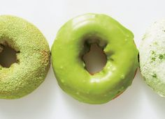 Matcha Doughnuts. A good cake doughnut is chewy, tender, crackly—and entirely possible to make at home.
