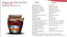 Vegetebles in Olive Oil