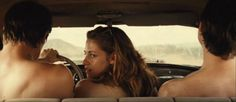 Kristen Stewart is critisized for her role in On The Road. http://www.glamourvanity.com/tv-movies/k-stews-on-the-road-performance-causes-mixed-reviews/