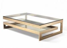 #LorinMarsh #table #fourniture #livingroom #Hodsdesign