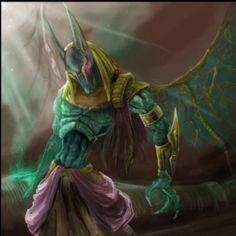 Anubis - the jackal