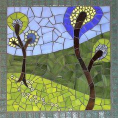 Mosaico de Christine Brallier