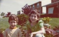 #tbt: With my brother Jon at age 7 and rocking a mullet I have not forgiven my mother for yet!