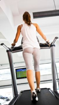 bridal fitness routines for the gym (machine cardio)