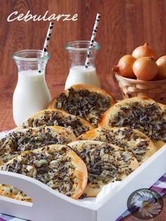 Kulinarne Szaleństwa Margarytki: Cebularze Italian Recipes, New Recipes, Favorite Recipes, Polish Recipes, Polish Food, World Recipes, International Recipes, Love Food, Food And Drink