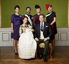 Las fotografías oficiales del Bautizo Real de Nicolás de Suecia ya están aquí - Foto 3