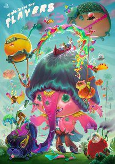 Playstation Poster