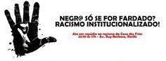 Taís Paranhos: Hoje tem protesto contra o racismo