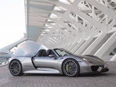 2014 Porsche 918 Spyder - Geniale Umsetzung einer neuen Legende
