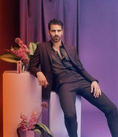 Nyle Dimarco Antm, Hottest Male Celebrities, Celebs, Actor Model, New Series, Attractive Men, Man Crush, Formal Wear, Sexy Men