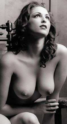 Black nude females Single