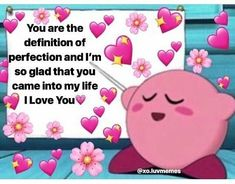 I love you memes Videos. I love you memes. Funny things also make everyone happy. If you are in love and want to double your happiness then we have all the funniest I love you memes for. Cartoon Memes, Funny Memes, Funny Drunk, Drunk Texts, 9gag Funny, Memes Humor, Cartoons, Heart Meme, Cute Love Memes