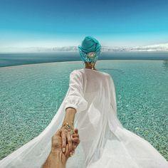 旅のエキスパート #FollowMeTo のカップルが選ぶ世界の絶景 BEST 10