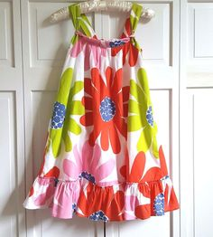 Mini Boden Dress Sundress Size 9 10 Years Adjustable Straps Lined   #MiniBoden #Dress #Casual